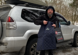 РОЗЫГРЫШ брендированной жилетки TEKNOROT (видео)