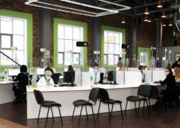 В Києві відкрили найбільший сервісний центр МВС