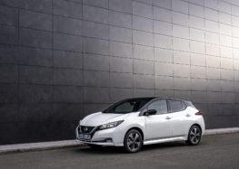 Nissan показав ювілейну спецверсію Leaf