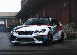 Manhart Performance представила новий спорткар