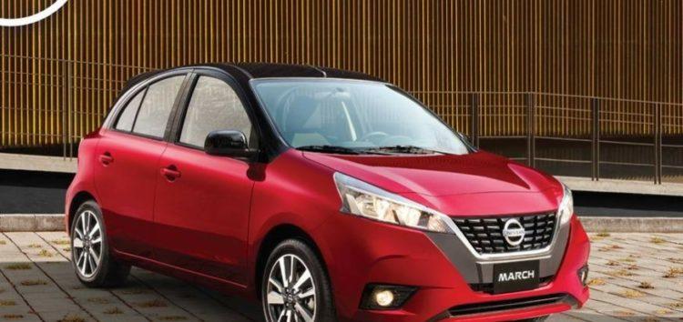Представили новий бюджетний Nissan March вартістю 8 тисяч доларів