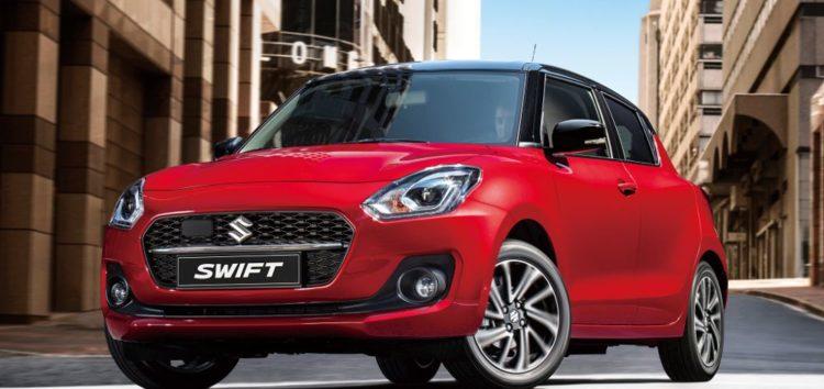 Розкрили деякі подробиці нового Suzuki Swift