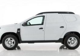 Компанія Dacia продемонструвала Duster Commercial