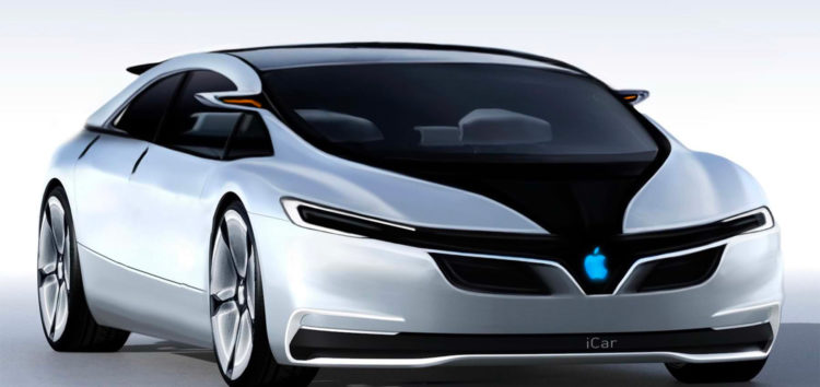 Apple отримала патент на інноваційну технологію для свого електрокара