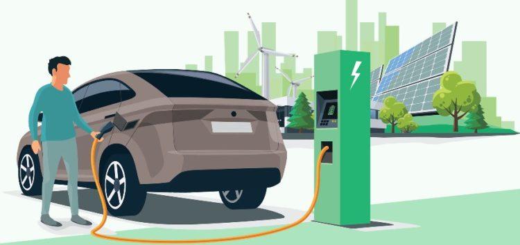 Чеський стартап розробив мобільну зарядку для електрокарів