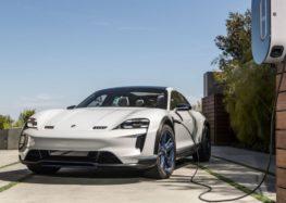 Porsche представив новий Taycan Cross Turismo