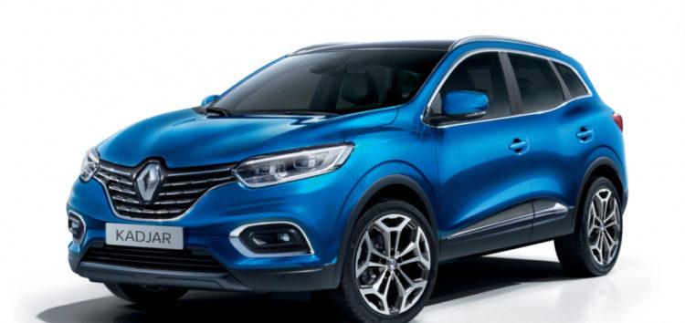 Renault вивезла на тести новий Kadjar