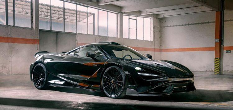 Показали перший тюнінг McLaren 765LT