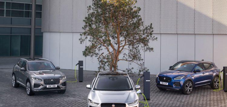 Jaguar Land Rover повністю перейде на електротранспорт