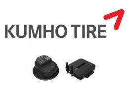 Kumho Tire створила шини з розумною системою контролю