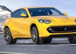 Новий Ferrari Purosangue вивезли на тести в Швеції