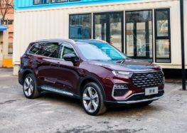 Ford випускає нову 7-місну модель Equator