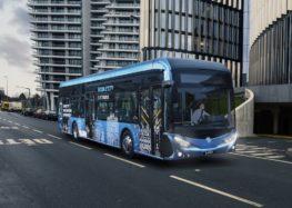 Skoda починає постачати перші електроавтобуси