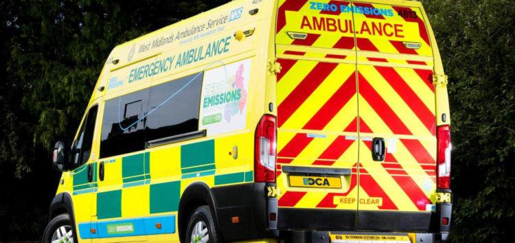 У Лондоні випустять перший в світі водневий автомобіль швидкої допомоги