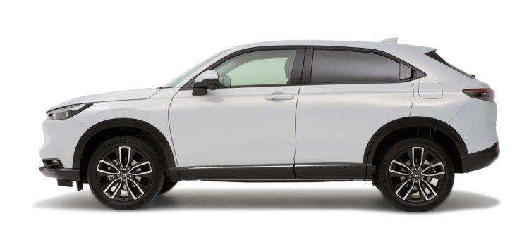 Honda презентувала новий кросовер HR-V
