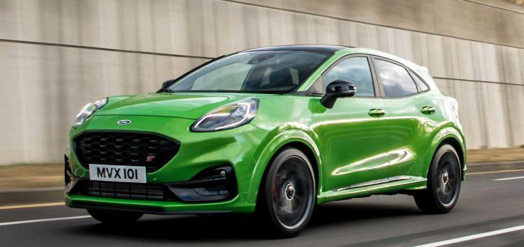 Ford представила нові модифікації моделей Puma та Fiesta