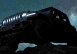 Компанія Jeep показала електричний Wrangler