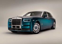 """Показали """"дизайнерську"""" версію Rolls-Royce Phantom"""