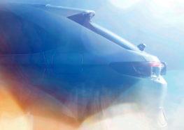 Honda показала деталі салону нового кросовера