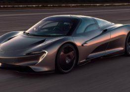 McLaren буде самостійно розробляти акумулятори для своїх електроспорткарів