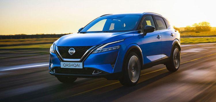 Nissan офіційно представив новий Qashqai