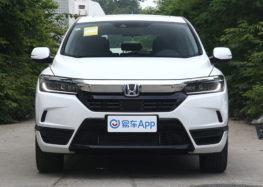 Honda випустила оновлений кросовер Breeze