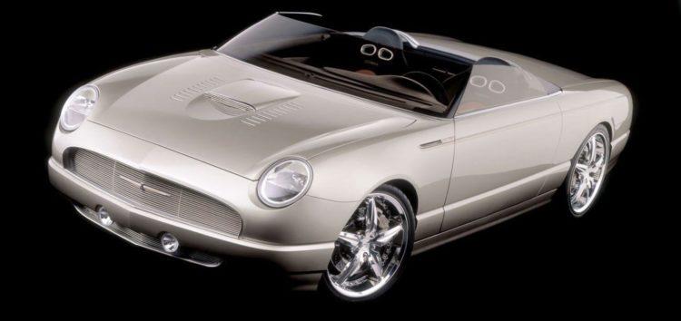 Унікальний автомобіль Ford T-Bird виставили на продаж