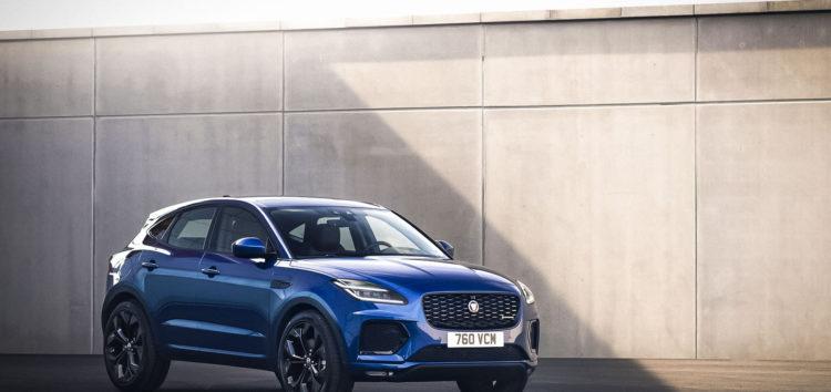 Jaguar показала новий E-Pace