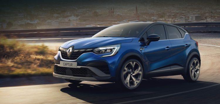 Renault Captur представили в новій версії RS Line