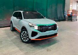 Новий Kia Sportage встав на конвеєр