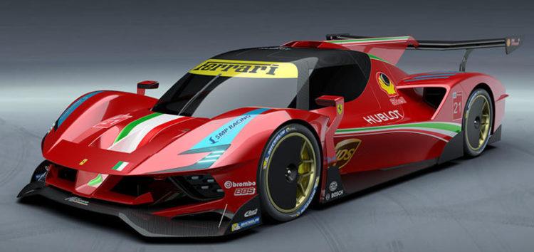 Ferrari представить гіперкар для автомобільних гонок Le Mans