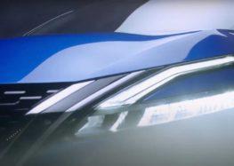 Напередодні прем'єри Nissan показав новий Qashqai