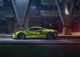 McLaren випустив новий гібридний суперкар Artura
