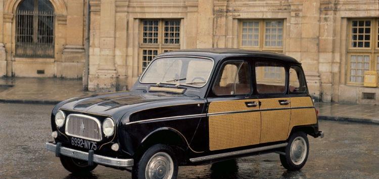 Renault відзначає ювілей легендарної моделі 4L