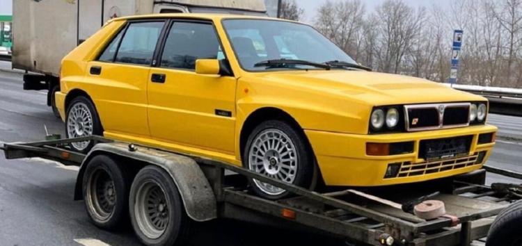 Італійський спорткар був помічений на дорогах України