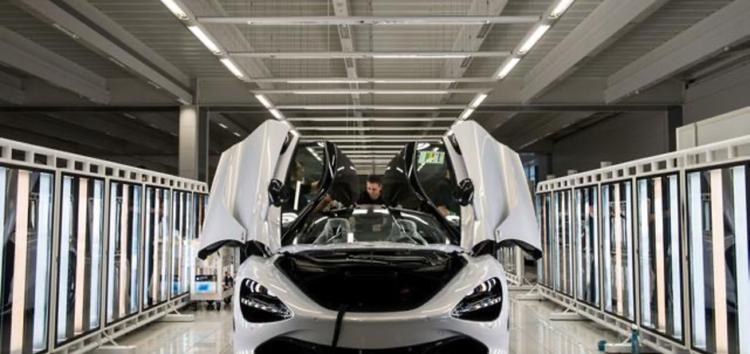 Перший електричний McLaren з'явиться до 2030 року