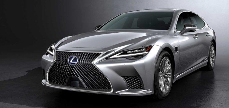 Автомобілі від Lexus тримають звання найнадійніших
