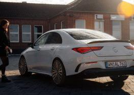 Тюнінгове ательє Lorinser представило свою версію Mercedes-AMG CLA 35
