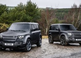 Оновлений Land Rover Defender 2022