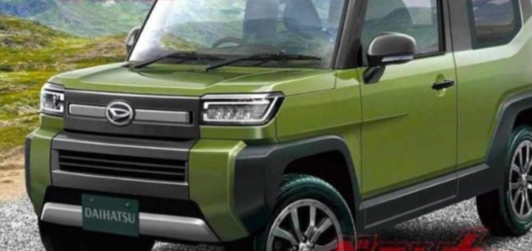 Toyota готує конкурента для Suzuki Jimny