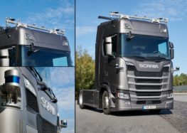 Scania дозволили тестувати безпілотники на загальних дорогах