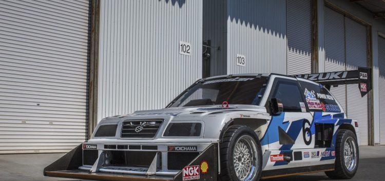 Двомоторний і застрашливий: Suzuki «Монстр»