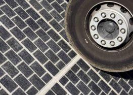 У США з'явилася перша сонячна дорога