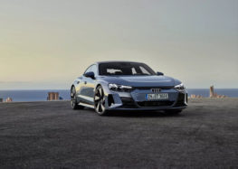 Audi анонсувала E-Tron GT
