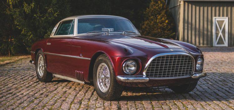 Ferrari 375 America від Vignale – перша у своєму роді