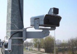 Перші штрафи з камер за виїзд на смугу громадського транспорту