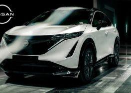 Nissan Ariya здивує аеродинамікою