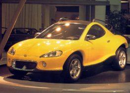 Hyundai HCD-III Concept або Gila