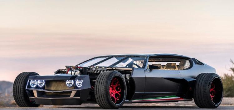 Lamborghini Espada 1968 роки дали друге життя