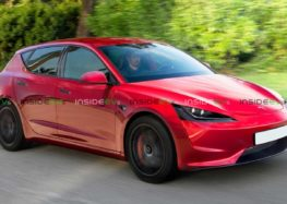Дешева Tesla Model 2 можливо готова